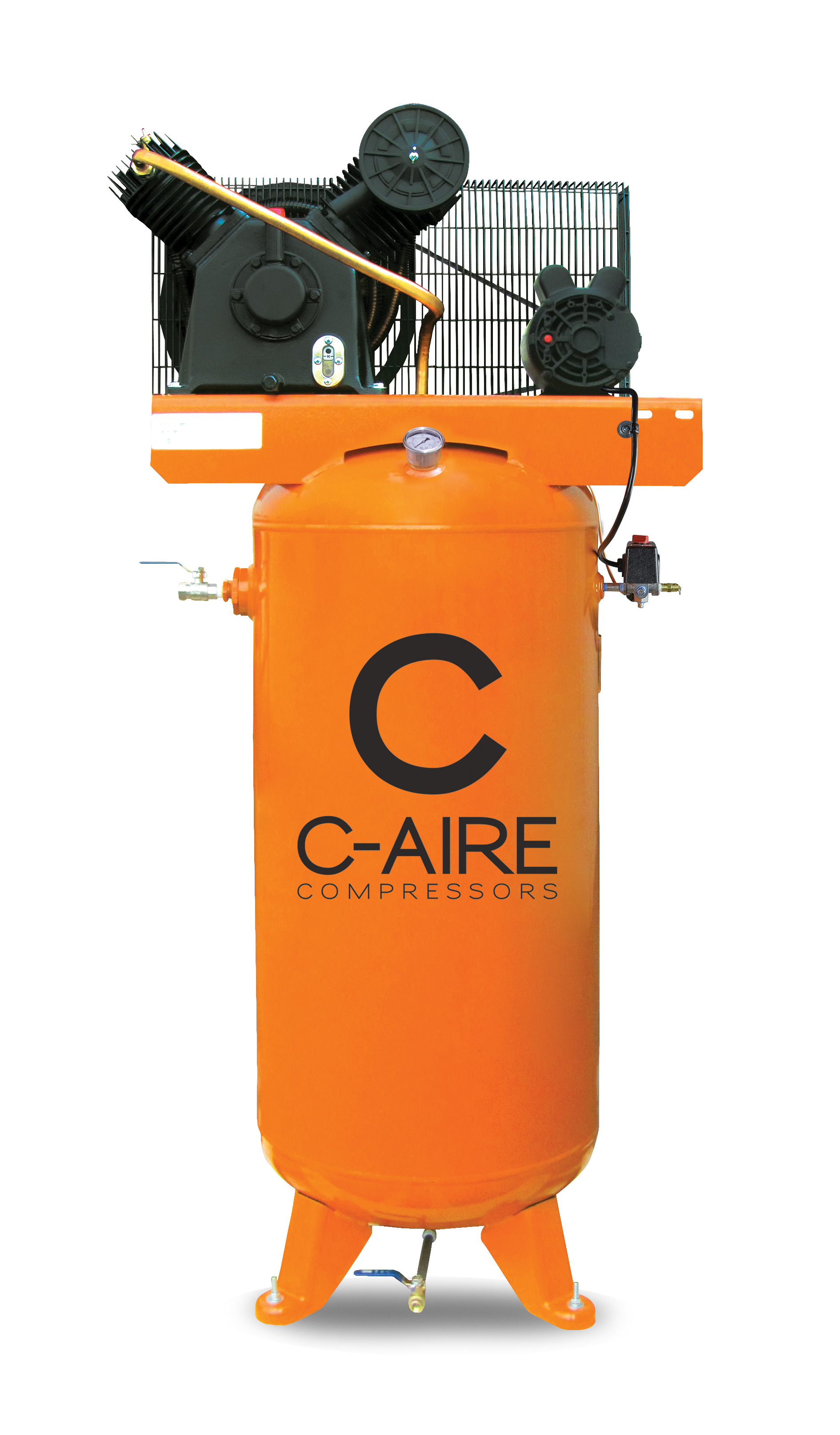 C-Aire 5 Hp. Performance Package Air Compressor