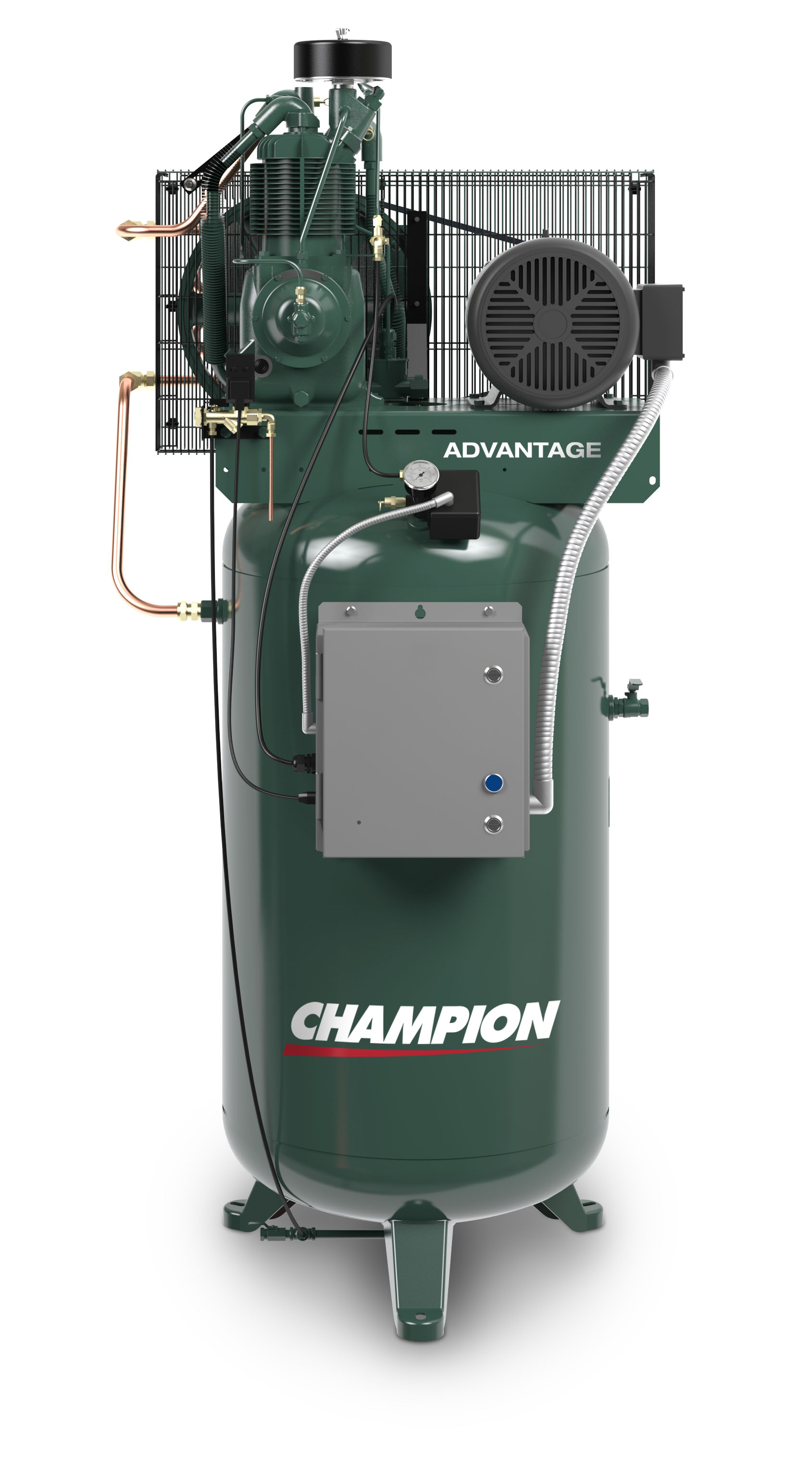 Champion 5 Hp. Advantage Package