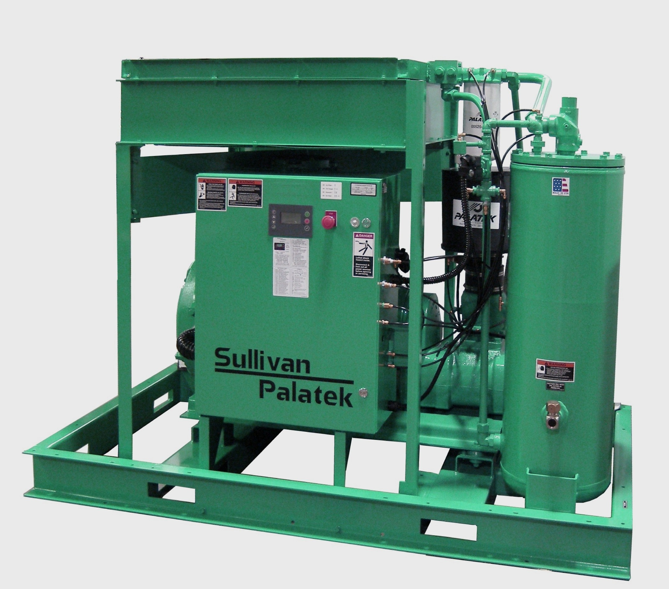 Sullivan/Palatek 75 and 100 HP