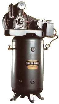 Saylor-Beall Splash Lubricated Air Compressors